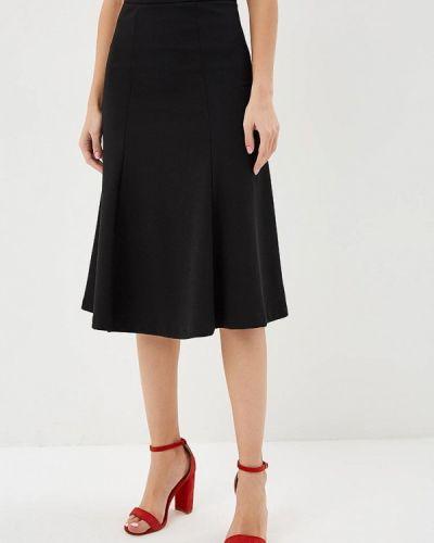 Черная юбка весенняя Rodier