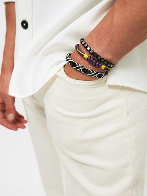 Biała bransoletka Trendyol