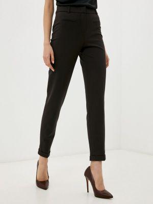 Классические брюки - коричневые мадам т