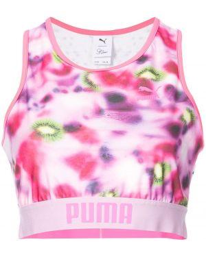 Розовый спортивный топ Puma X Sophia Webster
