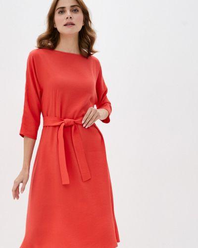 Базовое прямое бежевое платье Base Forms