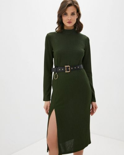 Платье - зеленое Allegri