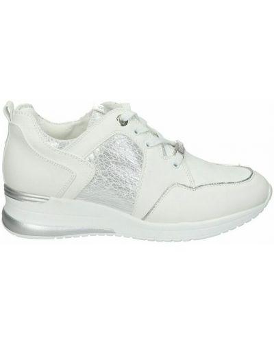 Białe sneakersy Mtng