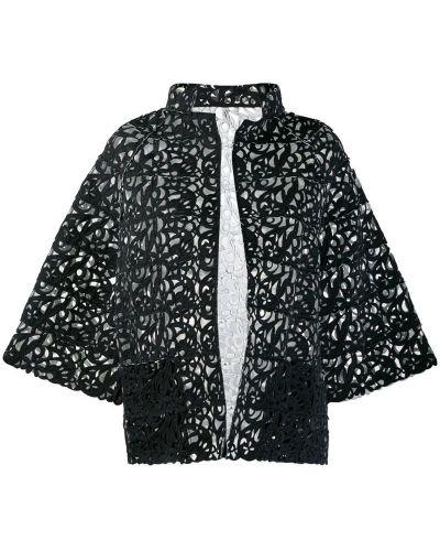 Черная куртка двусторонняя Gianluca Capannolo