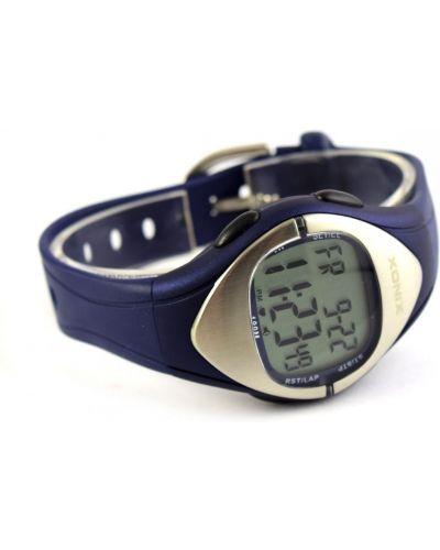 Wodoodporny zegarek sportowy granatowy Xonix
