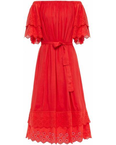 Платье миди Melissa Odabash