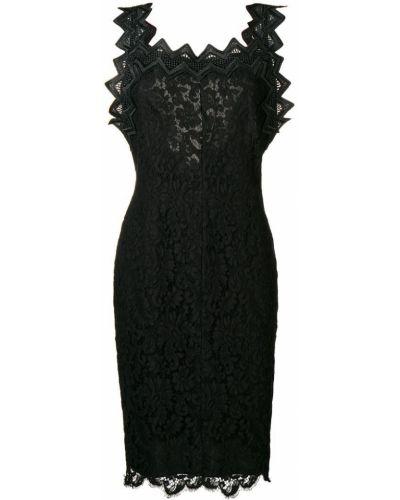 Приталенное облегающее платье Sophia Kah