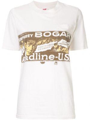 Футбольный топ винтажный Fake Alpha Vintage