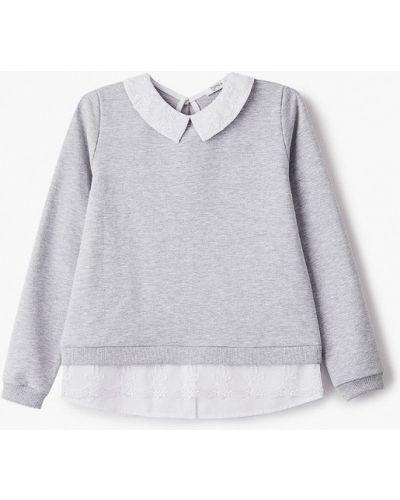 Серая блуза Tforma