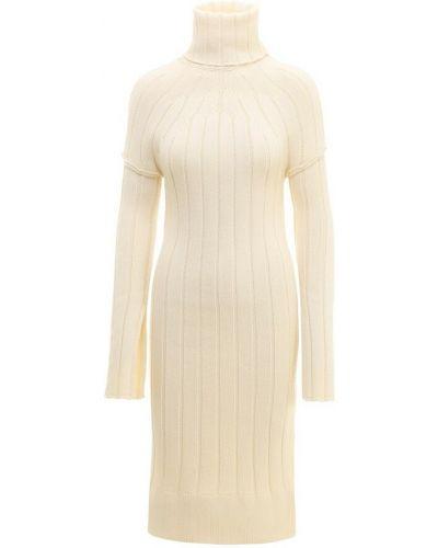 Biała sukienka Sportmax
