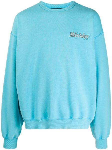 Bluza dresowa - niebieska Misbhv