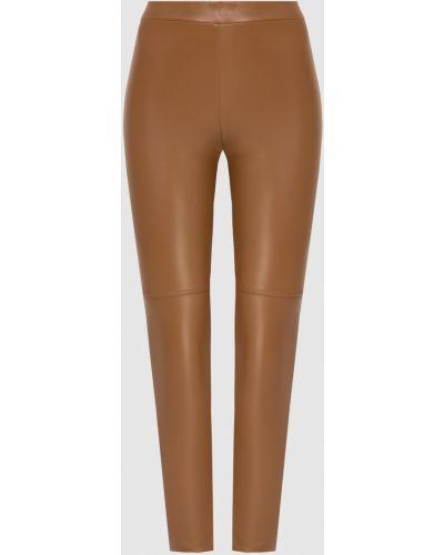 Коричневые брюки Wolford