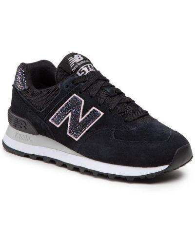 Czarne sneakersy New Balance