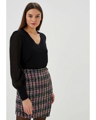 Пуловер черный Wallis