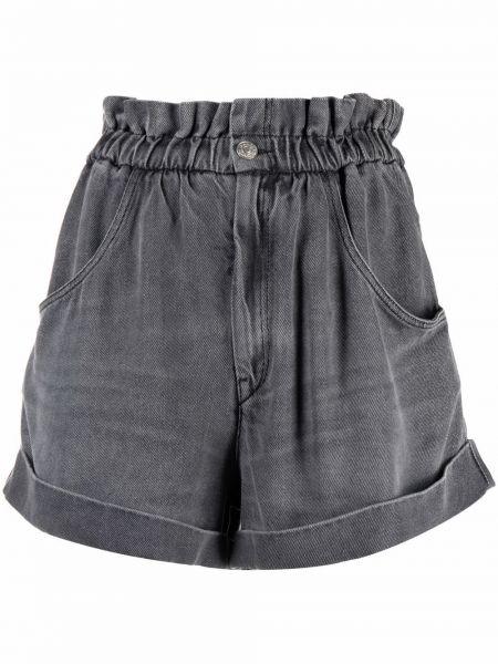 Серые шорты с карманами Isabel Marant étoile