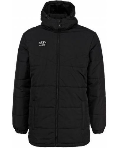 Утепленная куртка с капюшоном с манжетами Umbro