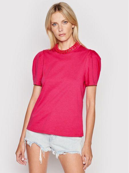 Różowa bluzka Imperial