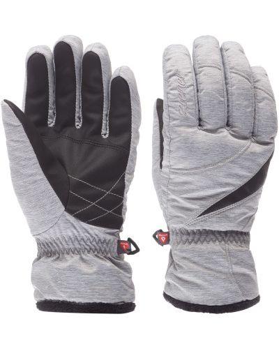 Перчатки спортивные серые Ziener