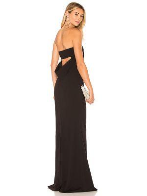 Czarna sukienka na wesele Katie May