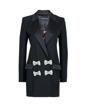 Коктейльное платье черное Marco Bologna