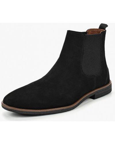 Ботинки челси осенние замшевые Burton Menswear London