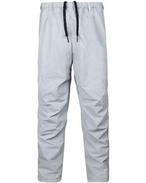 Spodnie bawełniane z paskiem Nemen