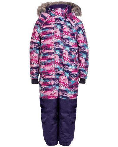 Зимний комбинезон фиолетовый Premont