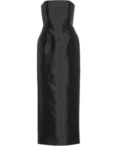 Платье мини шелковое модерн Gabriela Hearst