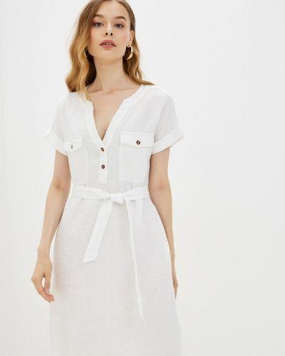 Повседневное платье - белое Taifun