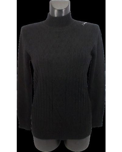 Шерстяной свитер - черный Gertie
