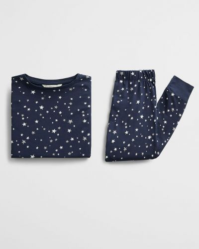 Пижама синяя Mango Kids
