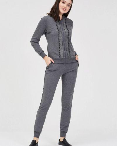 Спортивный костюм турецкий серый Whitney