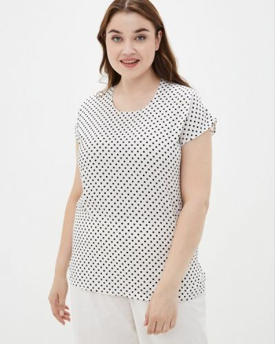 Белая весенняя блузка Prewoman