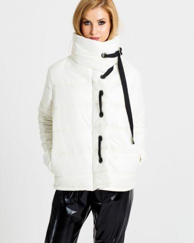 Стеганая куртка утепленная прямая Naoko