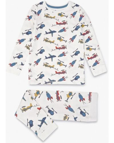 Белая пижама Marks & Spencer