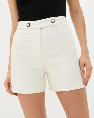 Белые повседневные шорты Sister Jane