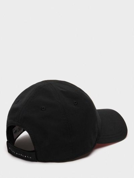 Легкая кепка - черная Lacoste