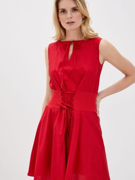 Красное платье Giorgio Di Mare