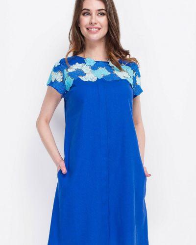 Платье весеннее синее Ruta-s
