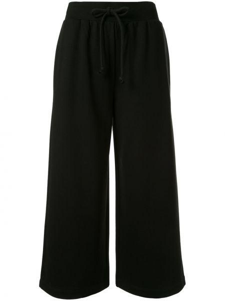 Хлопковые спортивные брюки - черные Ck Calvin Klein