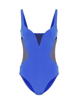 Купальник для бассейна синий Stella Mccartney