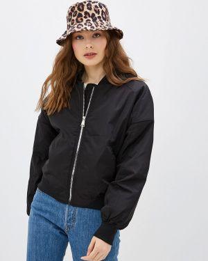 Утепленная куртка - черная Pink Woman