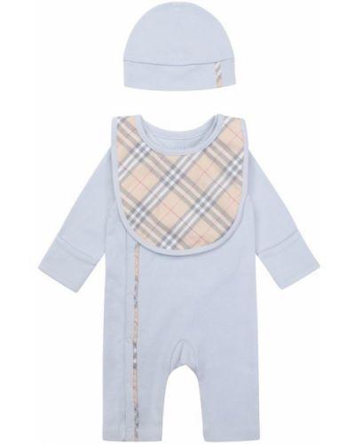 Пижама трикотажная хлопковая Burberry