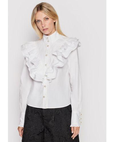 Biała bluzka Custommade