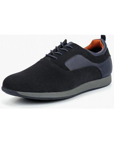 Синие кроссовки низкие Tesoro