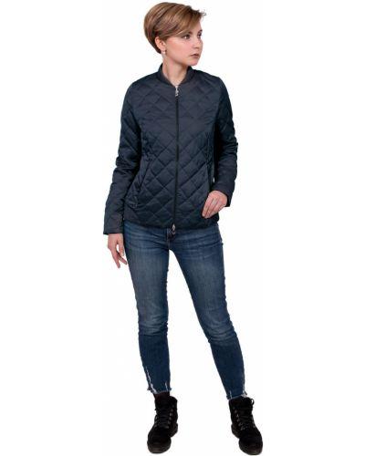 Утепленная куртка на молнии укороченная J-splash