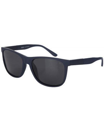 Солнцезащитные очки черные синий Kappa