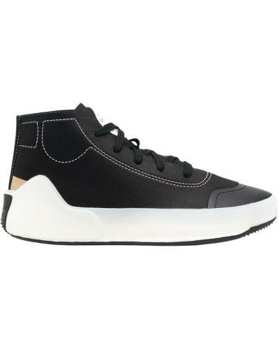 Czarne sneakersy Adidas By Stella Mccartney