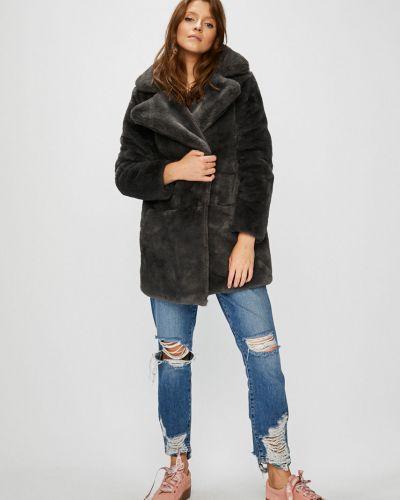 Утепленная куртка классическая с карманами Sublevel