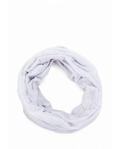 Серый шарф весенний Jack Wolfskin